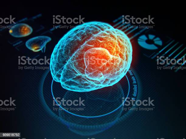 Futuristic Medicine Concept Stock Photo - Download Image Now