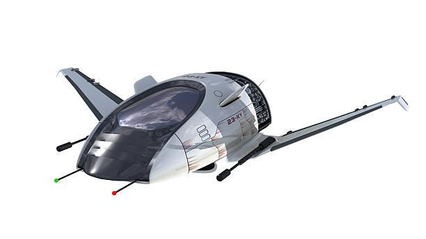 futuriste vaisseaux militaires - vaisseau spatial photos et images de collection