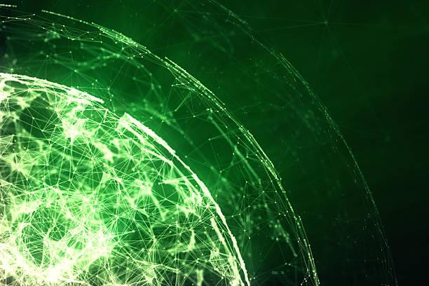 Futuristic Network – Foto