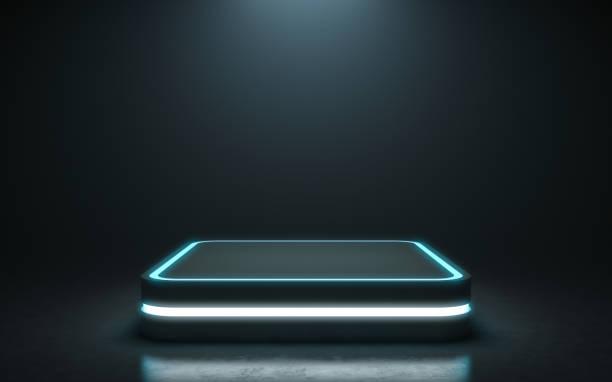 Futuristic pedestal for display picture id1082771186?b=1&k=6&m=1082771186&s=612x612&w=0&h=0ptwyz3fafm3jd9iw1ypdktyh4lzdfhqpxn4 dohwdw=