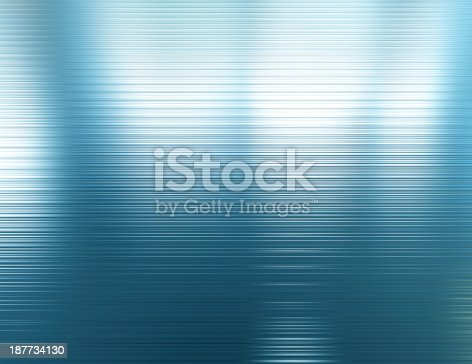 istock Futuristic Stainless Steel background 187734130