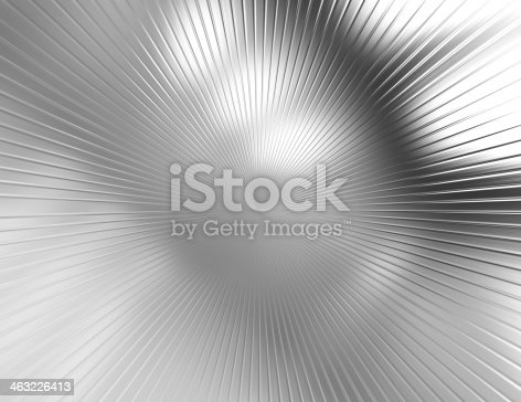 istock Futuristic stainless steel background 463226413
