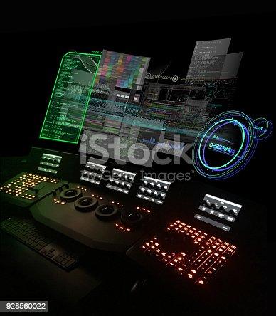 istock Futuristic Studio Systems 928560022