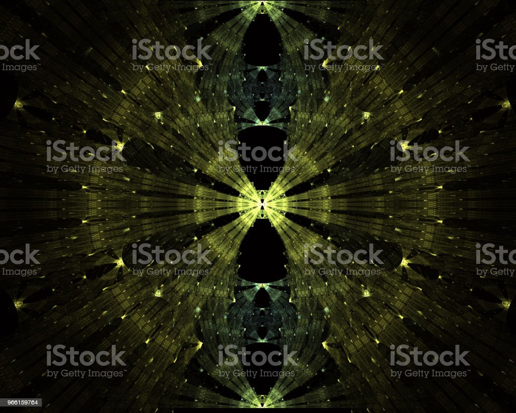 Futuristische tech cirkel met diverse technologische. Technologie digitale achtergrond afbeelding - Royalty-free Abstract Stockfoto
