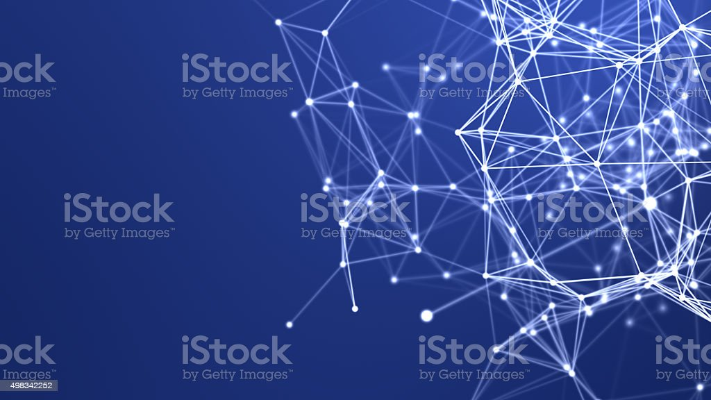 Futuristic Technologic Background stock photo