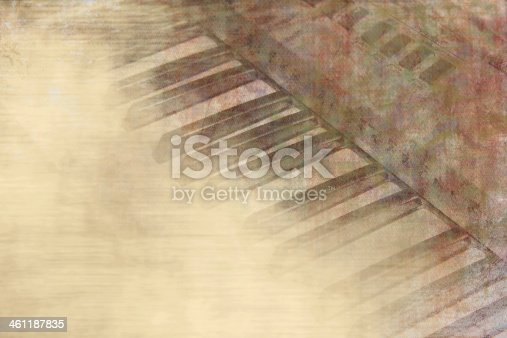 istock A fuzzy image of an electric piano 461187835
