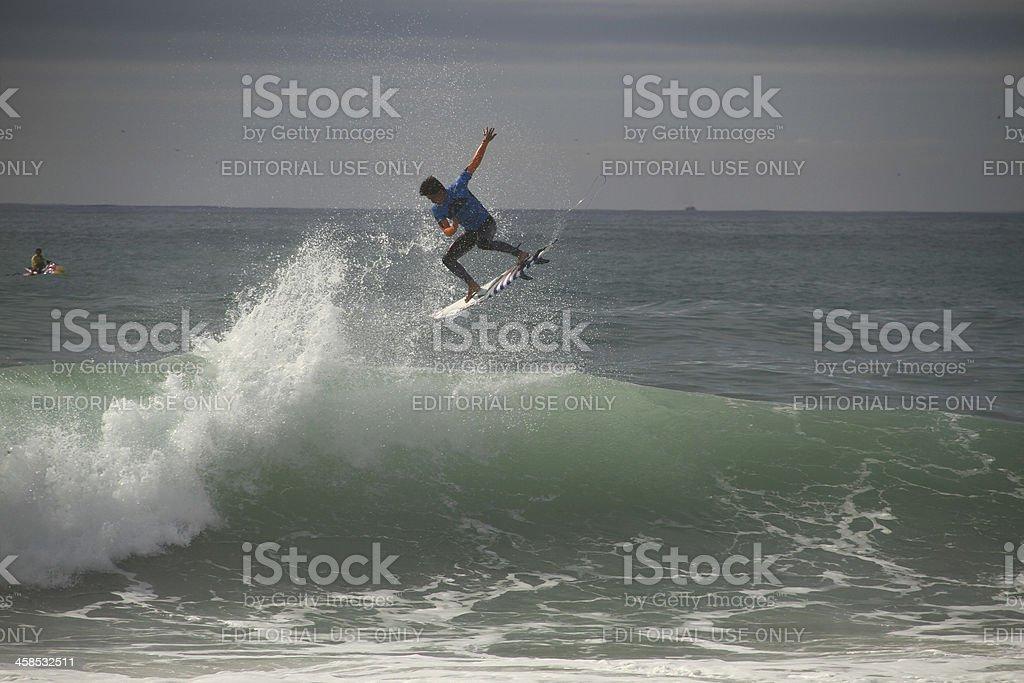 Gabriel Medina air stock photo