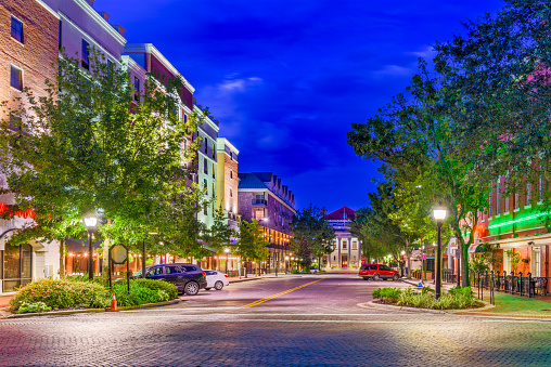 Gainesville Florida Usa Stock Photo - Download Image Now