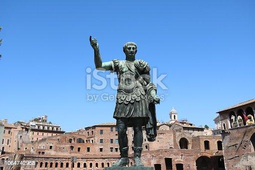 Gaius Iulius Caesar in Rome, Italy