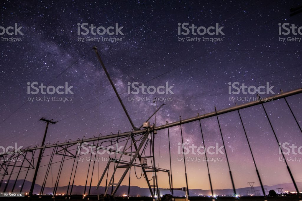 A Galactic Adventure stock photo