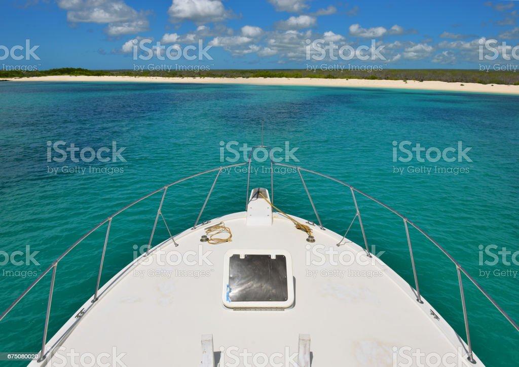 Galapagos Excursion stock photo