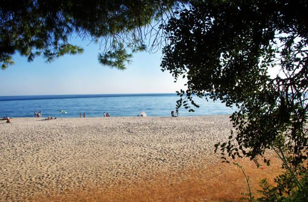 galapos beach,  portugal - setubal imagens e fotografias de stock