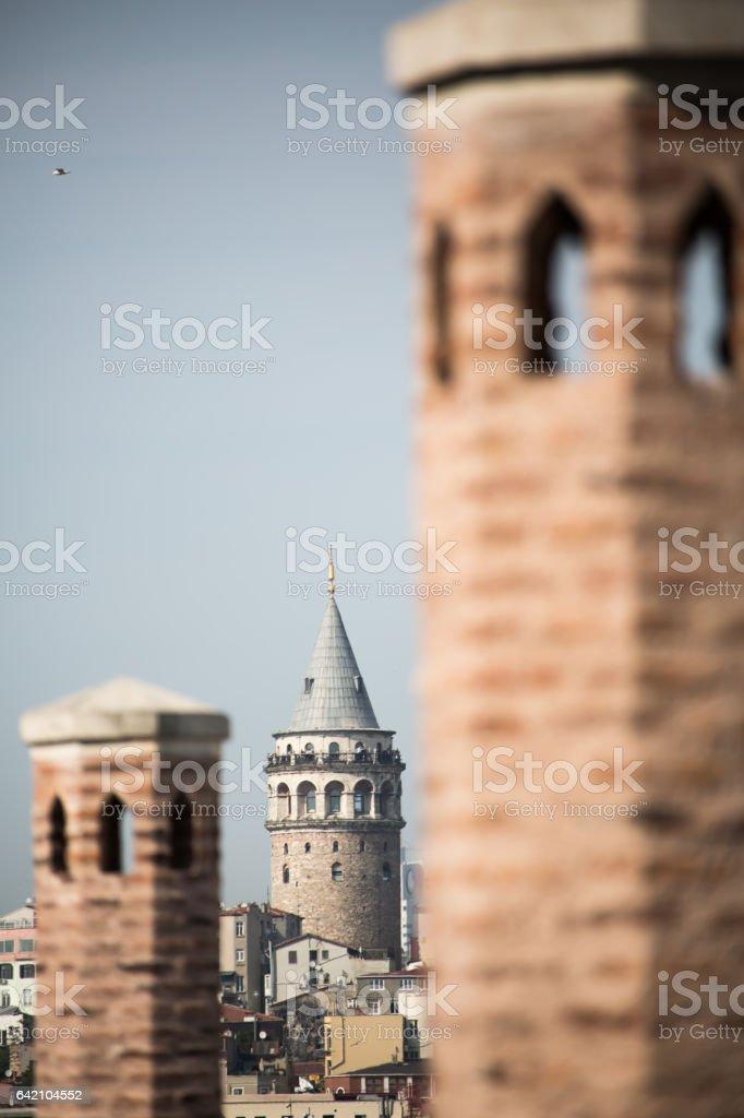 galata tower  – Foto