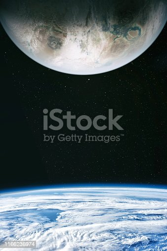 istock Galaxy creative background. Starfield stardust and nebula space. background with nebula, stardust and bright shining stars. Elements of this image furnished by NASA. 1166236974