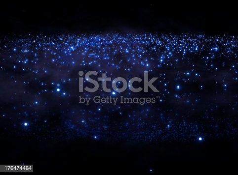 istock galaxy in outer space 176474464