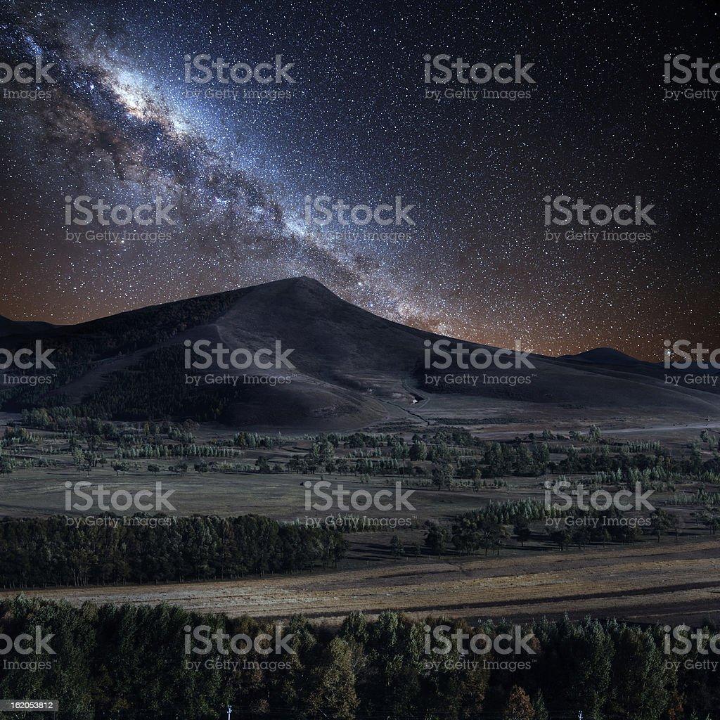 galaxy royalty-free stock photo