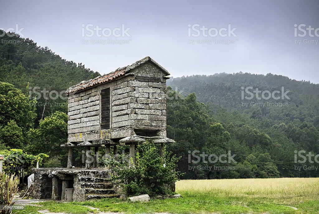 Galicia, Spain stock photo