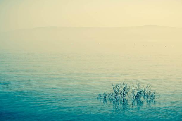 Galilean am Morgen panorama – Foto