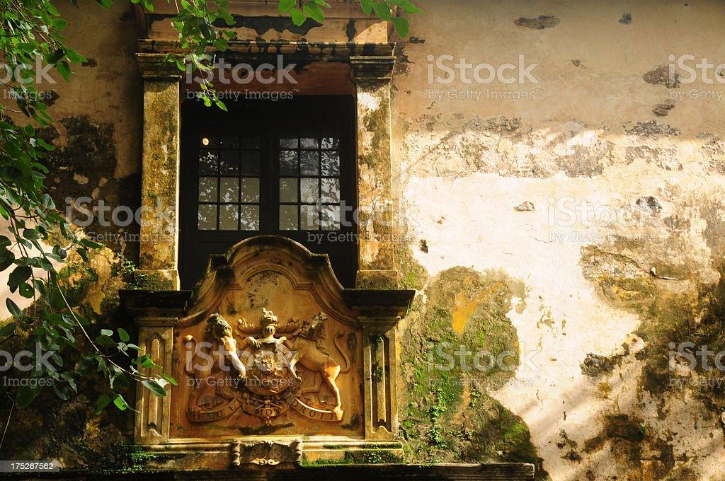 Galle fort, Sri Lanka. stock photo