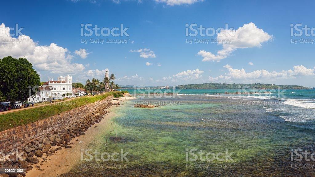 Galle, Sri Lanka stock photo