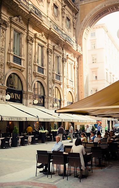 Galleria Vittorio Emanuele II in Mailand – Foto