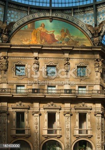 istock Galleria Vittorio Emanuele 182403000