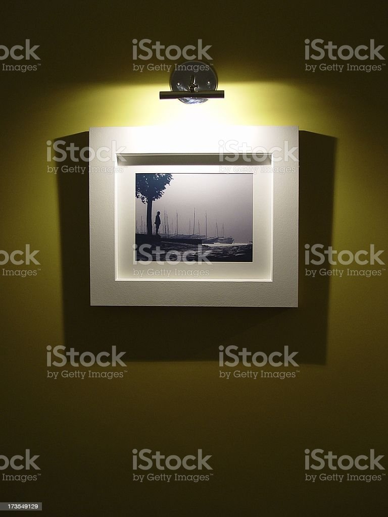 gallery, my pictures 3 royalty-free stock photo