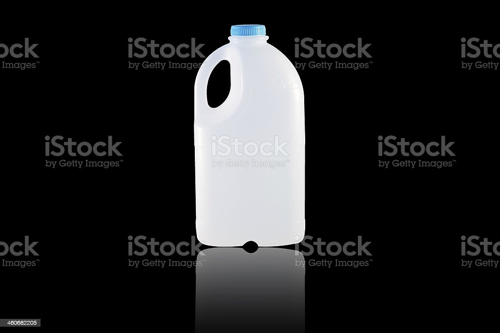 Gallon Milk stock photo
