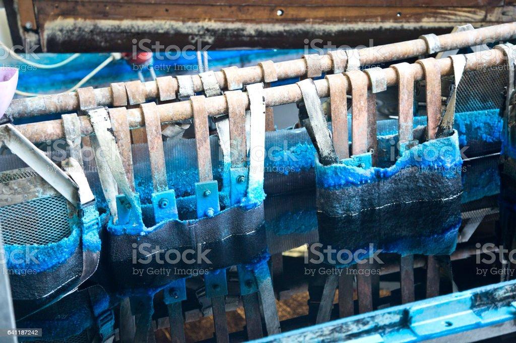 Galvanización - foto de stock