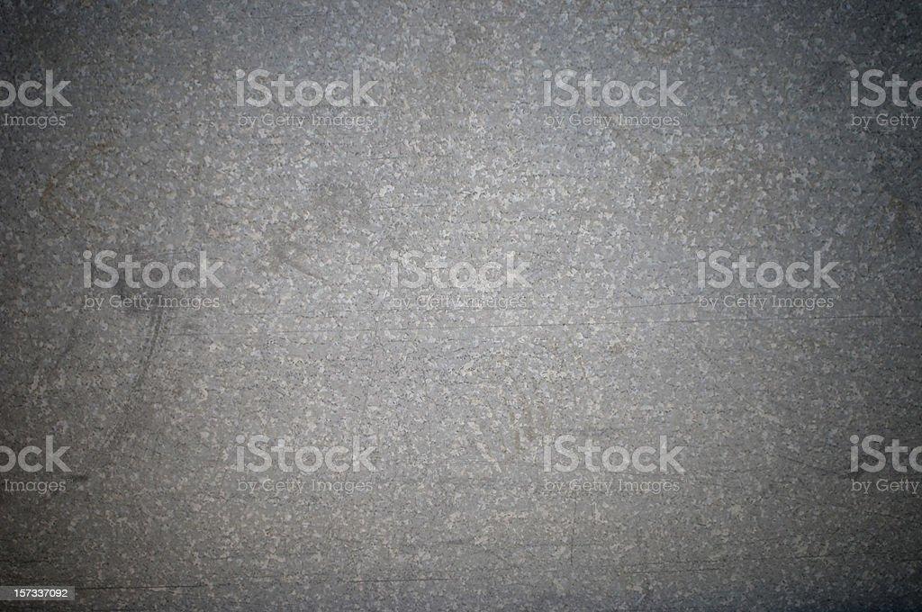 Galvanize surface stock photo
