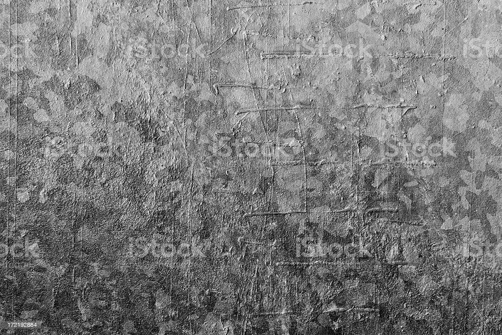 Galvanized Metal Background stock photo