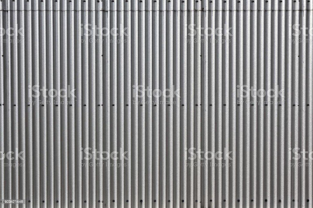 Resumen de acero galvanizado - foto de stock