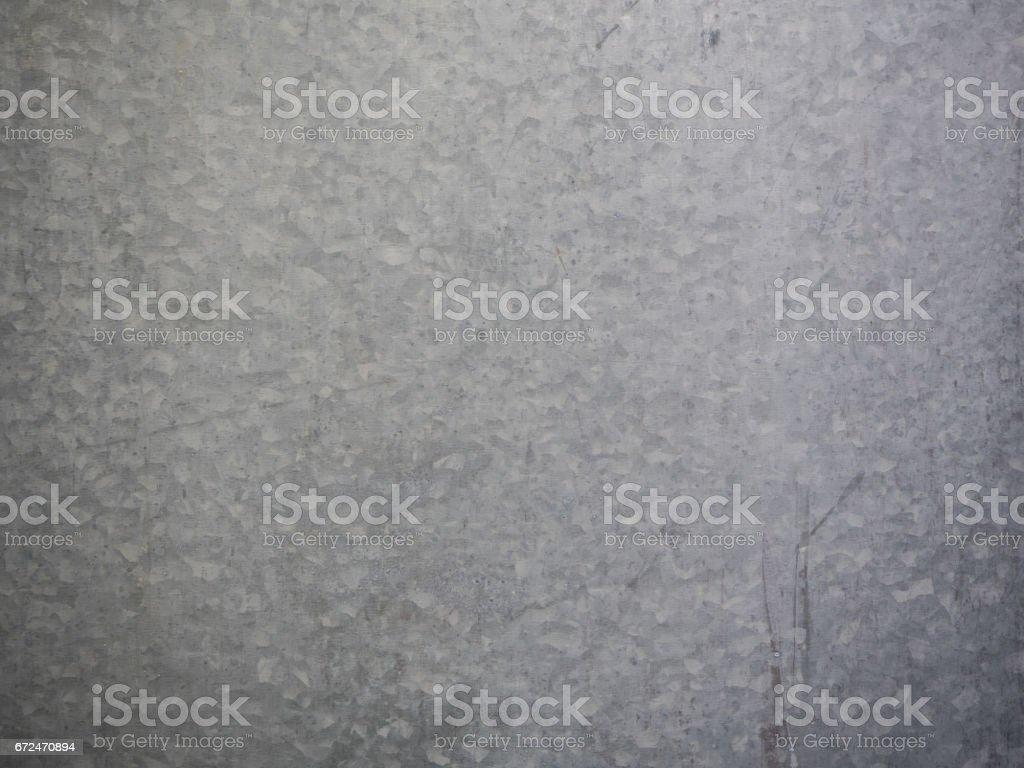 Fondo de placa de acero, textura metálico cromo corrugado inoxidable de galvanizado - foto de stock