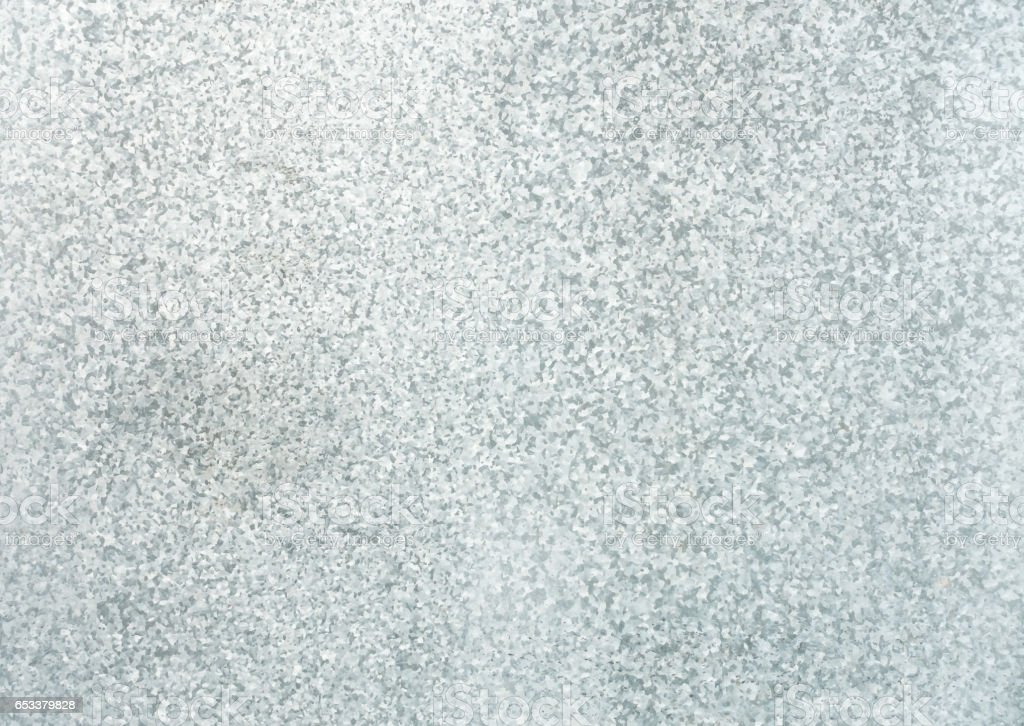 Galvanized Steel Sheet Background in Shades of Gray - foto de stock