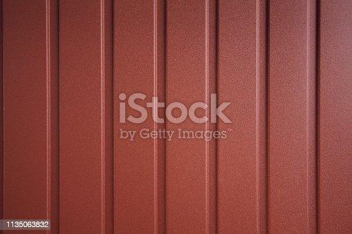 607593268istockphoto Galvanized steel wall plate 1135063832