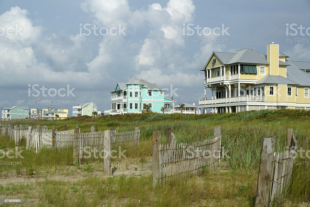 Galveston royalty-free stock photo
