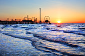 Galveston Island Historic Pleasure Pier is a Pleasure pier in Galveston, Texas, United States.