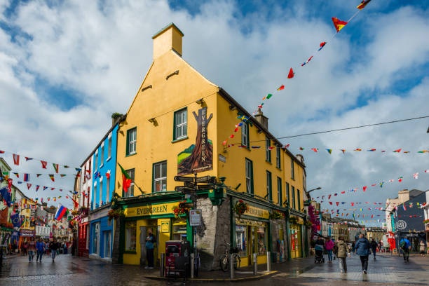 Galway stock photo