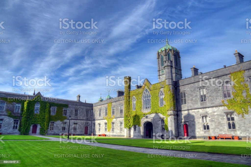 NIU Galway stock photo