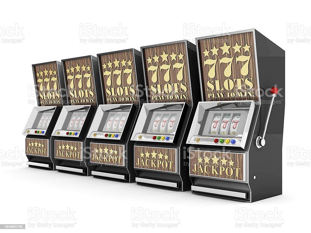 gamble-Maschine – Foto