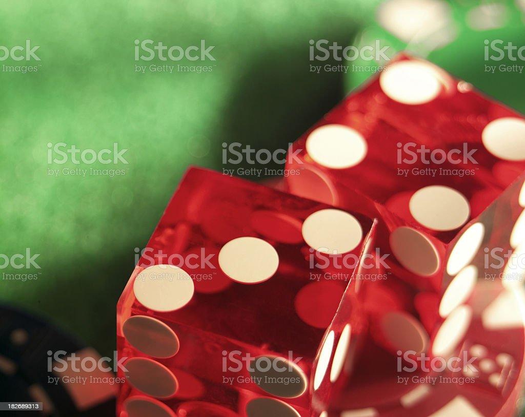 Gambling 3 royalty-free stock photo