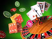istock Gambling games 1278019650