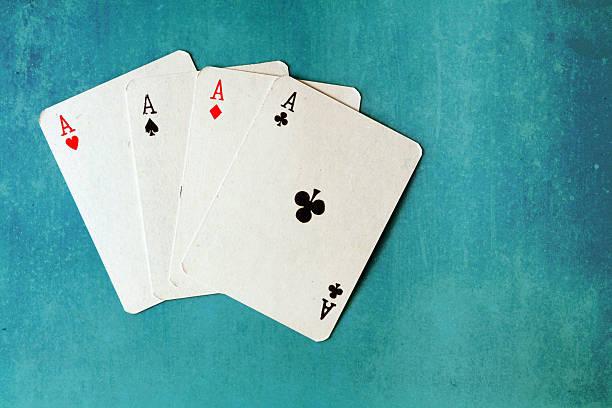 Jouer aux jeux de hasard - Photo