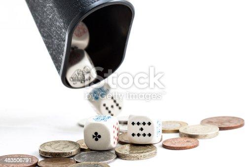 1032395974 istock photo gambling 483506791