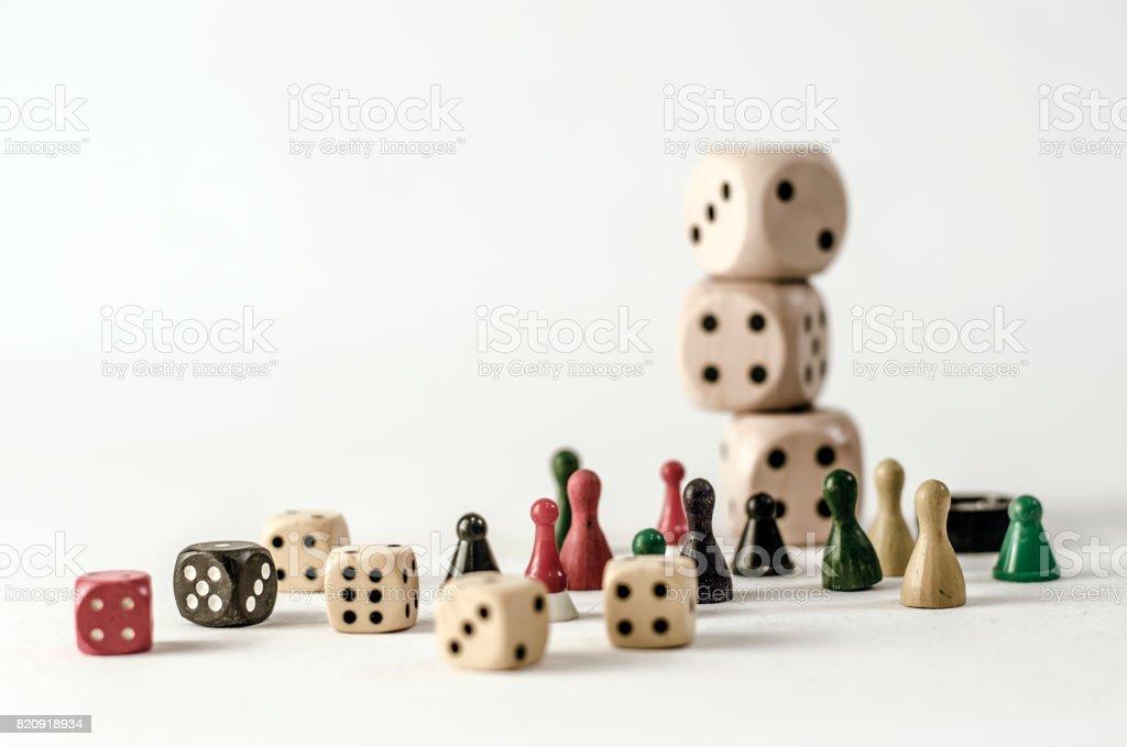 Spielenden Spieler – Foto