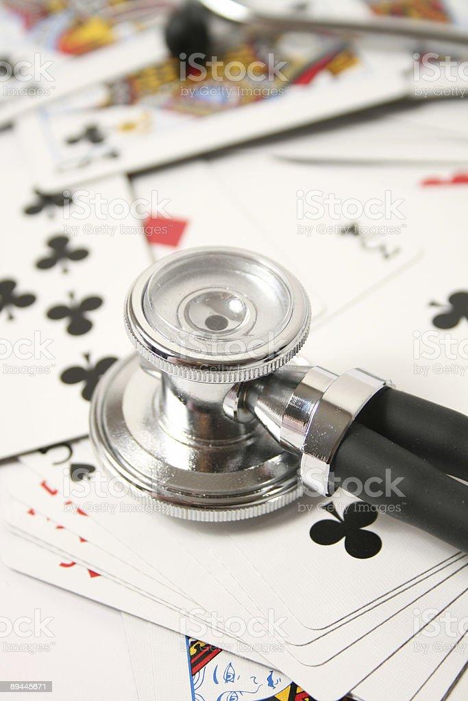 gambling problem royalty-free stock photo