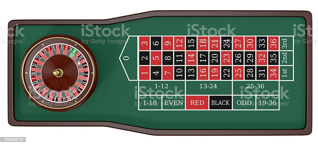gambling, roulette game stock photo