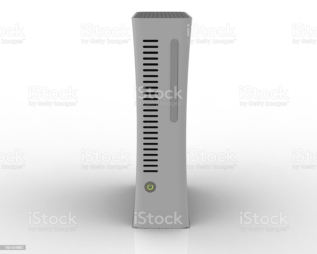 Game Console royalty-free stock photo
