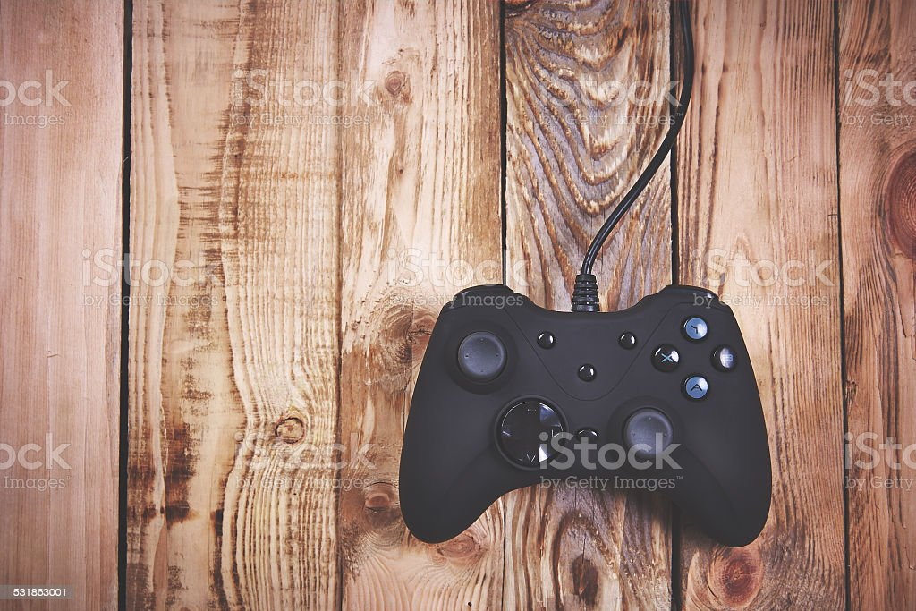 Game Controllers stock photo