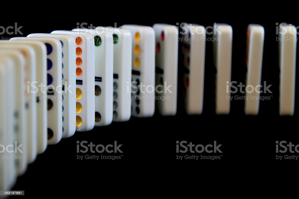 Game Curve royalty-free stock photo